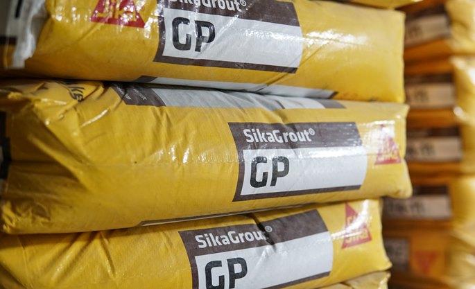 Sikagrout GP Vữa rót gốc xi măng không co ngót