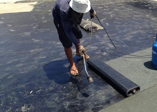 Thi công chống thấm tại Hải Dương