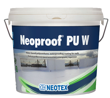 Chất chống thấm Neoproof PU W