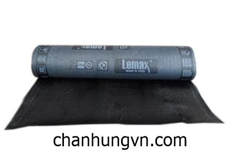 màng chống thấm khò nóng Lemax