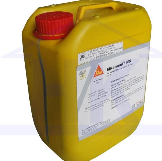 Sikament NN - phụ gia giảm nước cho bê tông