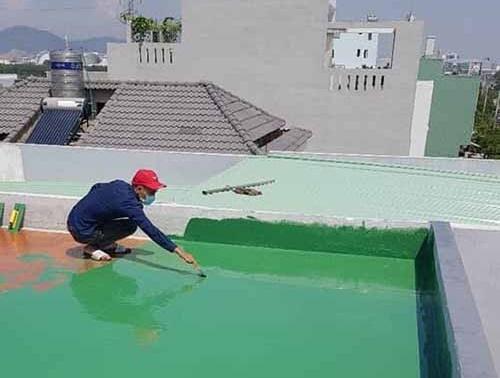 chống thấm hiệu quả uy tín tại Hải Dương