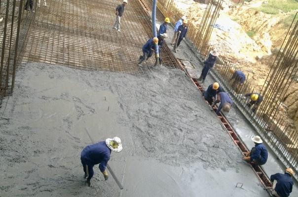 công ty thai công sàn bê tông tại hải dương