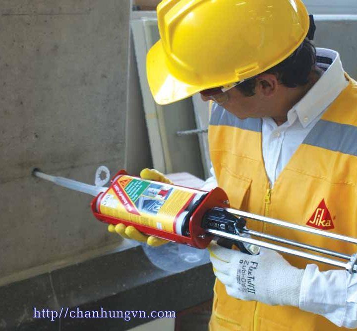 Sika AnchorFix 3001 keo khoan cấy thép