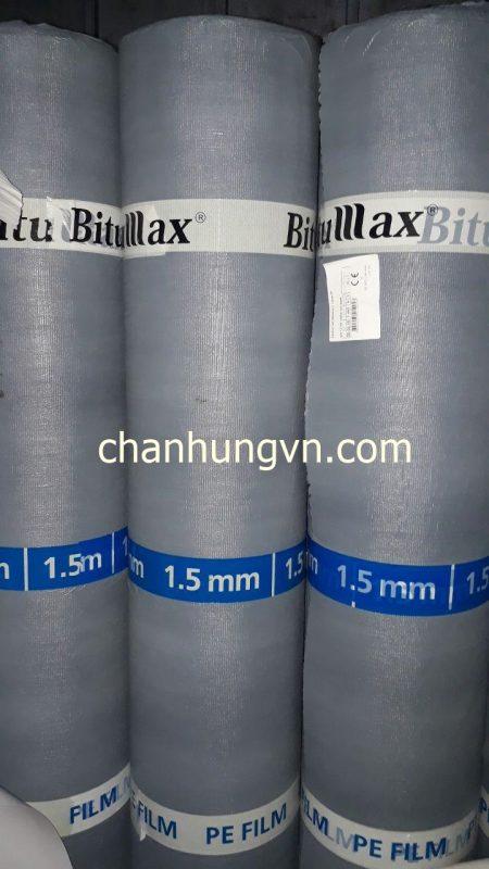 màng chống thấm bitumax 1.5 DB