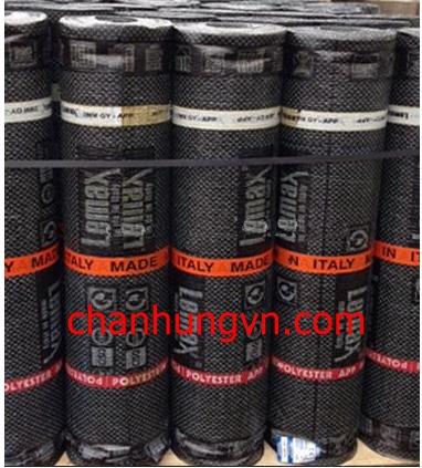 Màng chống thấm khò nóng Lemax 3.0mm GY-APP