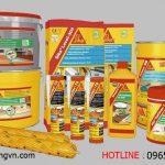 bán Vật liệu chống thấm sika tại Hải Dương